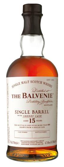 Balvenie single barrel sherry cask review